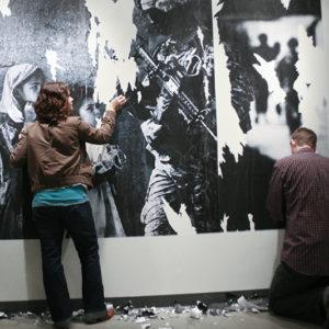 The Dirty Canteen, Veteran Art