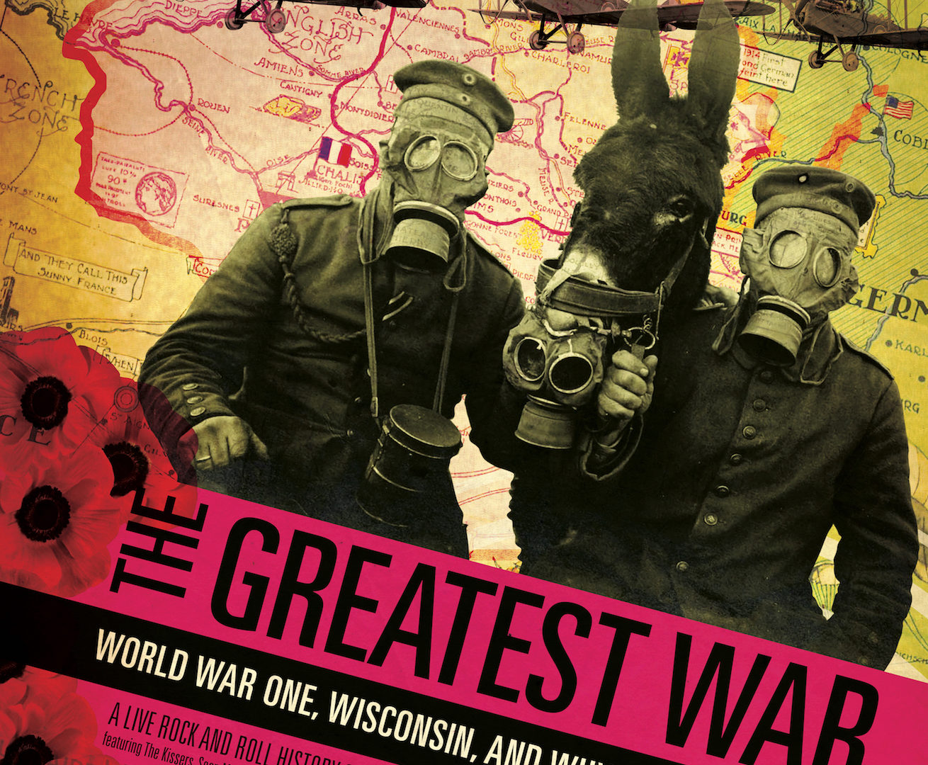 The Greatest War: Special Event with The Kissers